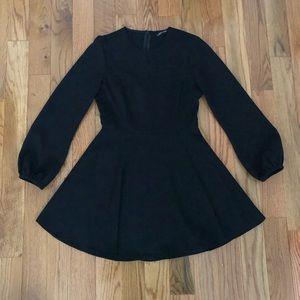 ZARA | Bubble Long Sleeve Dress